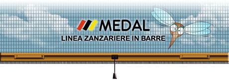 Zanzariere medal